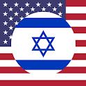 Hebrew English Translator with offline mode icon