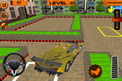 Dr. Car Parking-Car Driving & Parking Glory android2mod screenshots 3