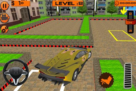 Real Dr. Driver Parking 3D screenshot