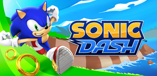Sonic Dash game (apk) free download for Android/PC/Windows screenshot