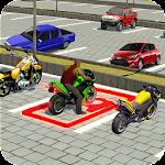 Dr Bike Parking Adventure Icon