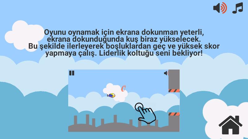 Скриншот ZıpZıp Derbi