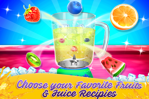 Summer Drinks - Refreshing Juice Recipes  screenshots 1