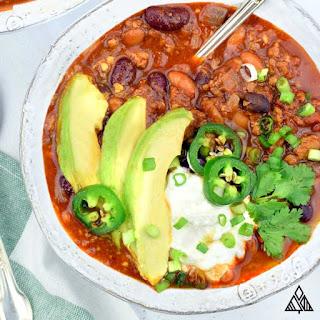 Homemade Chili.