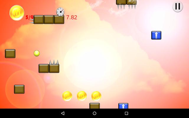 Moball: The Bounce Saga (Free) - screenshot