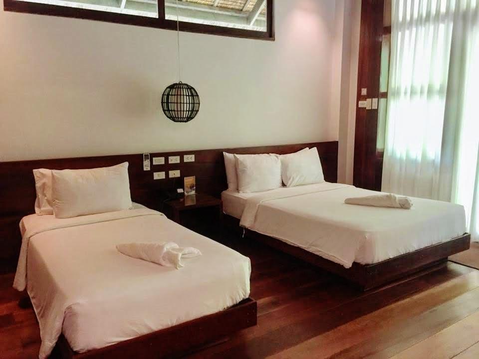 Isla Cabana Siargao Room