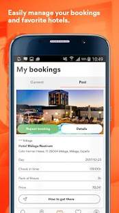 BYHOURS: Book hotel rooms by the hour- screenshot thumbnail