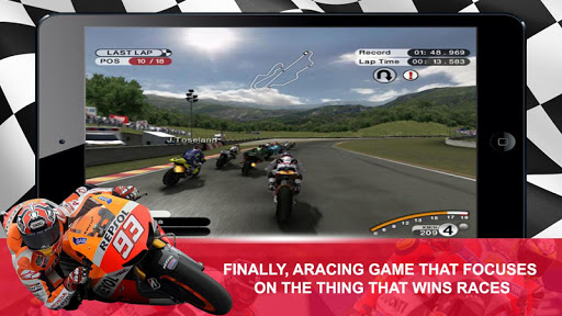 MotoGP Racer World Championship 1.0.6 screenshots 13