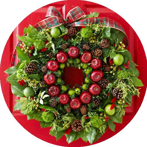 DIY Christmas Wreath Ideas 遊戲 App LOGO-硬是要APP