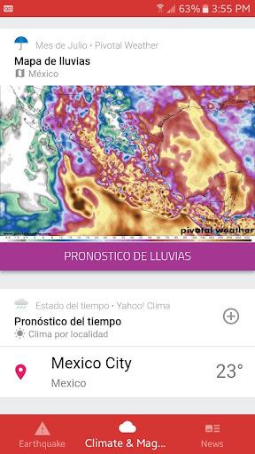 SafeLiveAlert Alerta su00edsmica 4.0.5 screenshots 9