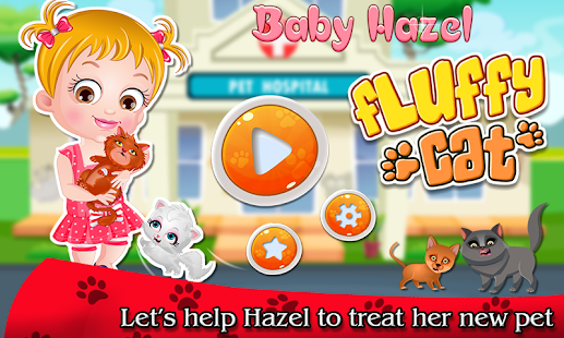 Baby Hazel Fluffy Cat- screenshot thumbnail