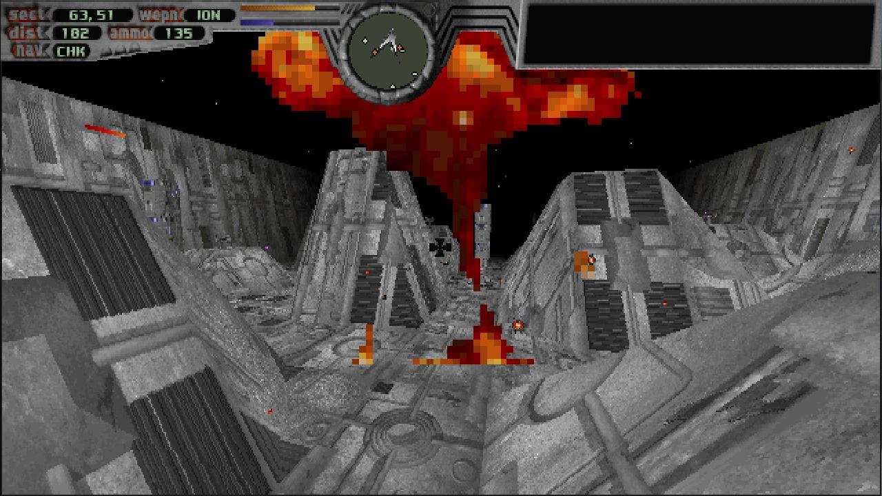 Terminal Velocity- screenshot