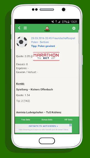 King of Bets - Sportwetten|玩運動App免費|玩APPs