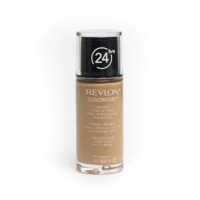 Base Revlon Colorstay 180 Sotflex Sand Beige Piel Seca