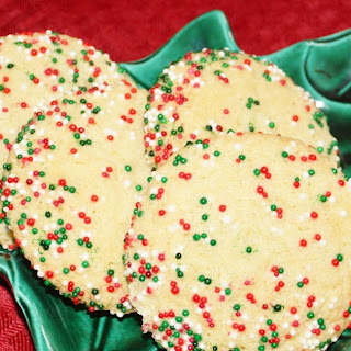Vanilla Sugar Cookies No Refrigeration Recipes
