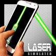 laser pointer app simulated X2