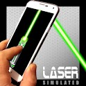 simulador de laser pointer x2 icon