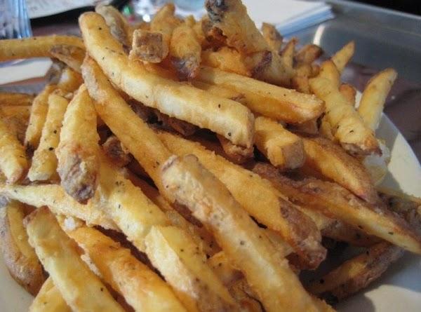 Maime's Chicken Fried Garlic Crunchy Fries Recipe