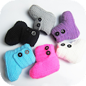 Crochet Baby Boots icon