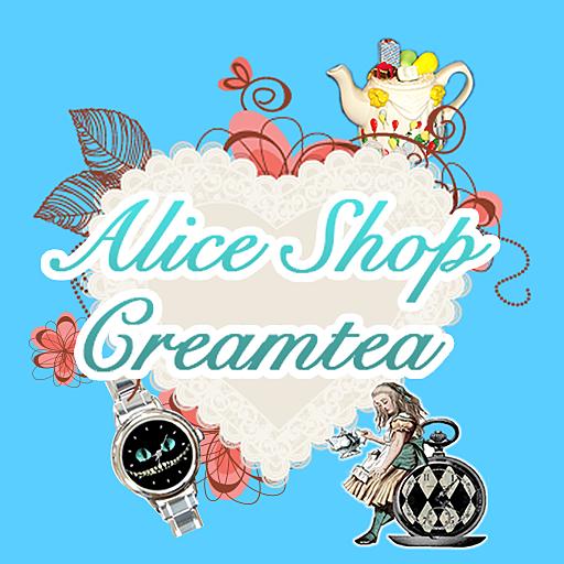 不思議の国のアリスの雑貨通販【アリスショップクリームティー】 購物 App LOGO-APP開箱王