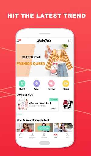 SHEIN-Fashion Shopping Online 6.3.4 screenshots 7