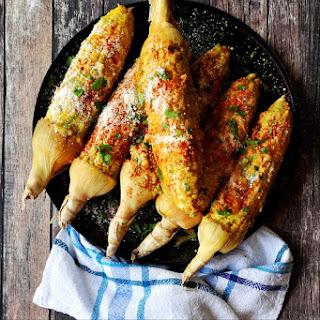 Caribbean Style Corn on the Cob Recipe