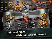 لالروبوت Stickman Legends: Shadow Wars ألعاب screenshot
