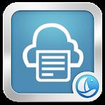 Boat Cloud Print Add-on Icon