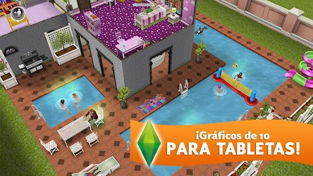 Los Sims™  FreePlay 8