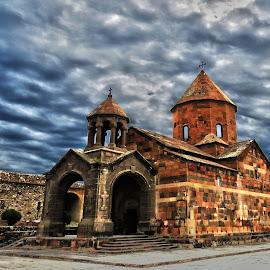 Khor Virab  by Anto Boyadjian - Buildings & Architecture Places of Worship ( history, prayer, christianity, armenia, church, worship )
