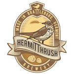 Logo for Hermit Thrush Brewery