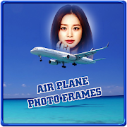 Air Plane Photo Frames