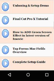 iMac 27 Guide - náhled