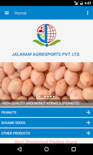 Jalaram Agri- screenshot thumbnail