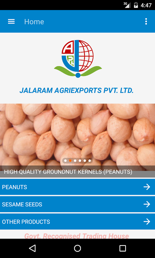 Jalaram Agri- screenshot
