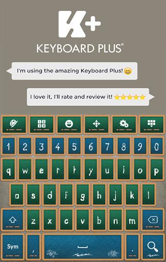 Back to School Keyboard