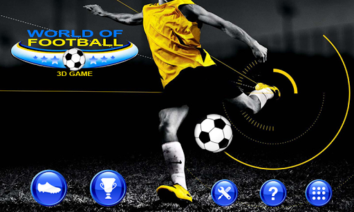 World of Football 3D Game