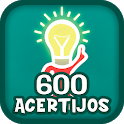 Descubre la Palabra - 600 ACERTIJOS icon