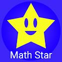 Math Games: Math Star Challenge icon
