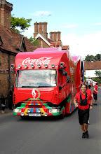 Photo: Coca Cola Float