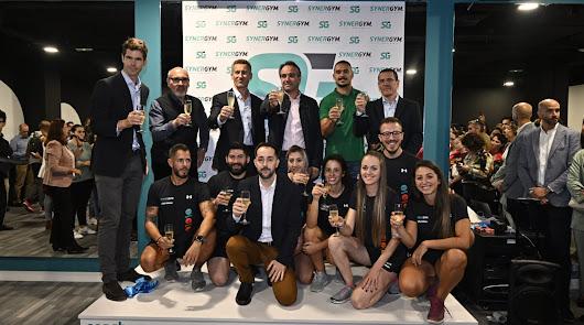 Synergym abre su primer gimnasio en Almería