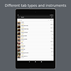 GuitarTab – Tabs and chords 8
