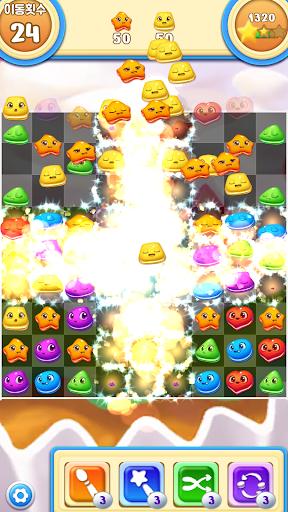 Macaron Pop : Sweet Match3 Puzzle android2mod screenshots 6