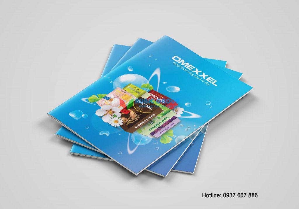 Thêm các cuốn catalogue của doanh nghiệp trong các sự kiện quan trọng