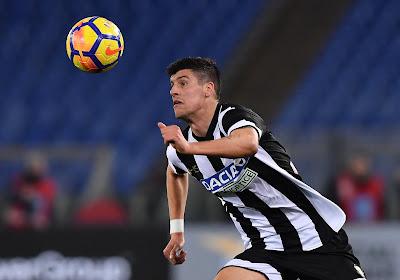 Moeskroen huurt Stipe Perica van Udinese