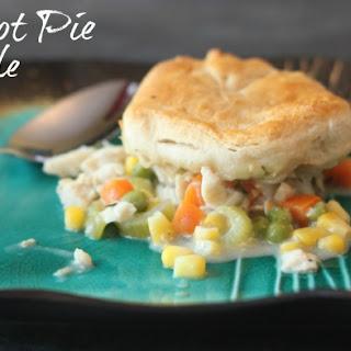 Chicken Pot Pie Casserole.