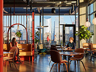 Google's North America Office in Chicago, United States.