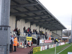Photo: 26/02/11 v Rotherham United (Football League Div 2) 2-4 - contributed by Gyles Basey-Fisher