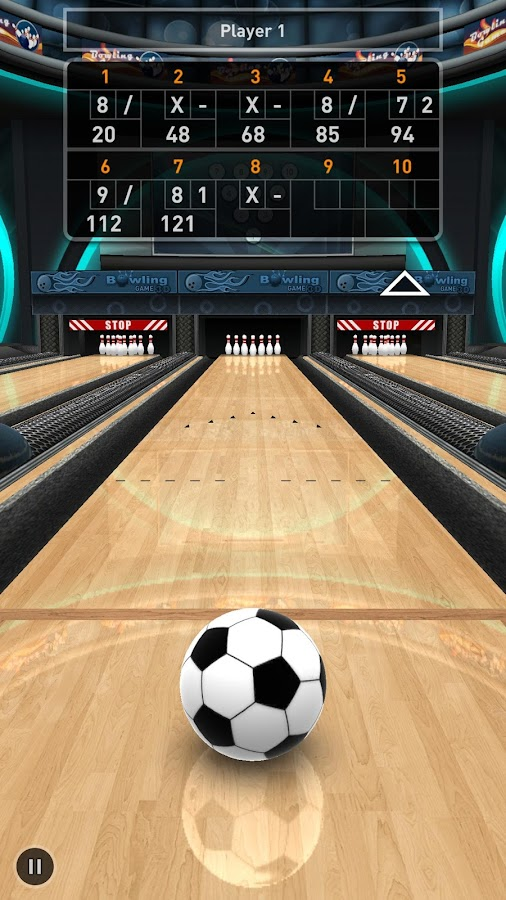 Bowling Game 3D FREE- screenshot