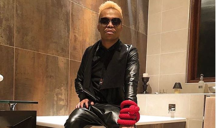 Somizi wants to bring his musical to a stage near you.